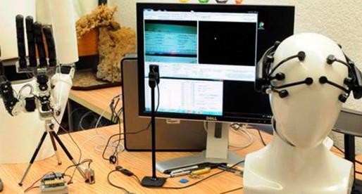 ¿Te imaginas la primera prótesis controlada por la mente?