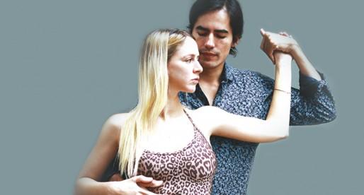 Fiesta de tango en Palacio de Autonomía
