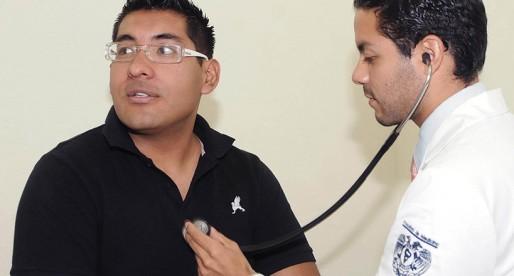 Atención médica de la UNAM