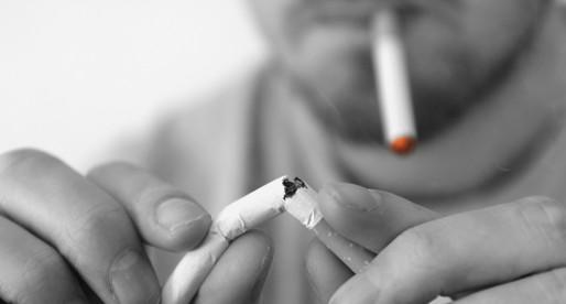 Dejar de fumar antes de los 35