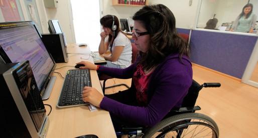 Discapacidad causa segregación en el uso de las TIC
