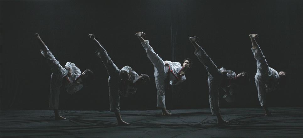 Taekwondo en la UNAM