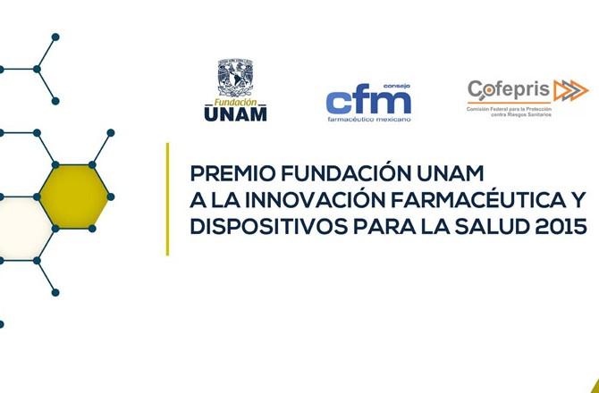 Convocatoria: premio FUNAM a la innovación farmacéutica