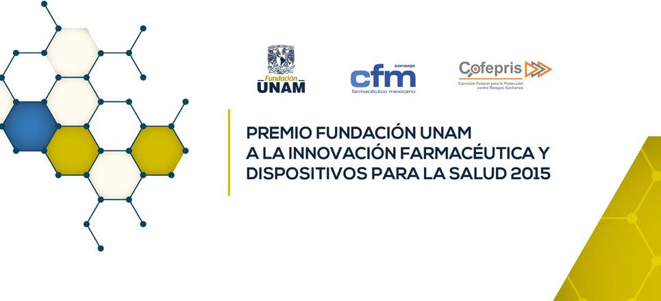 Premiará FUNAM y COFEPRIS la innovación farmacéutica