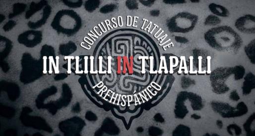 Certamen de tatuajes inspirados en la cultura prehispánica