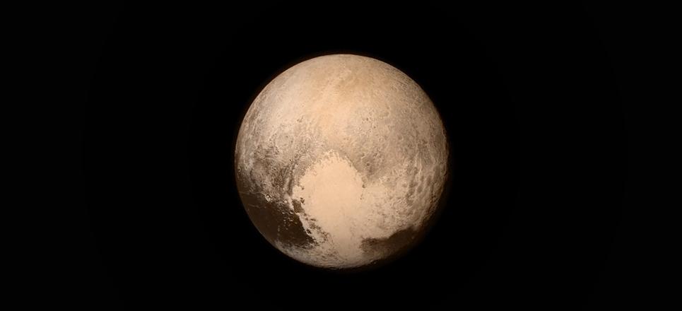 Plutón, más cerca que nunca