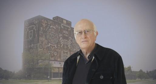 Roger Bartra, apasionado universitario