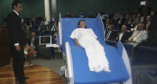 Crean UNAM y Cinvestav cama robótica