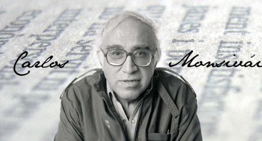 UNAM rendirá homenaje a Carlos Monsiváis