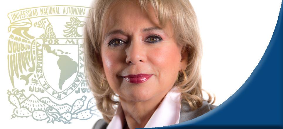 """""""La UNAM te cambia la visión del mundo"""": Olga Sánchez Cordero"""