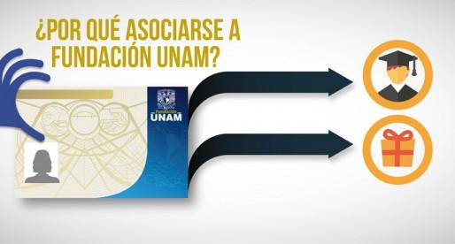 ¿Por qué asociarse a Fundación UNAM?