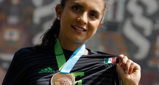 Valeria Miranda, mundialista y bronce Panamericano