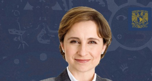 Carmen Aristegui y la UNAM