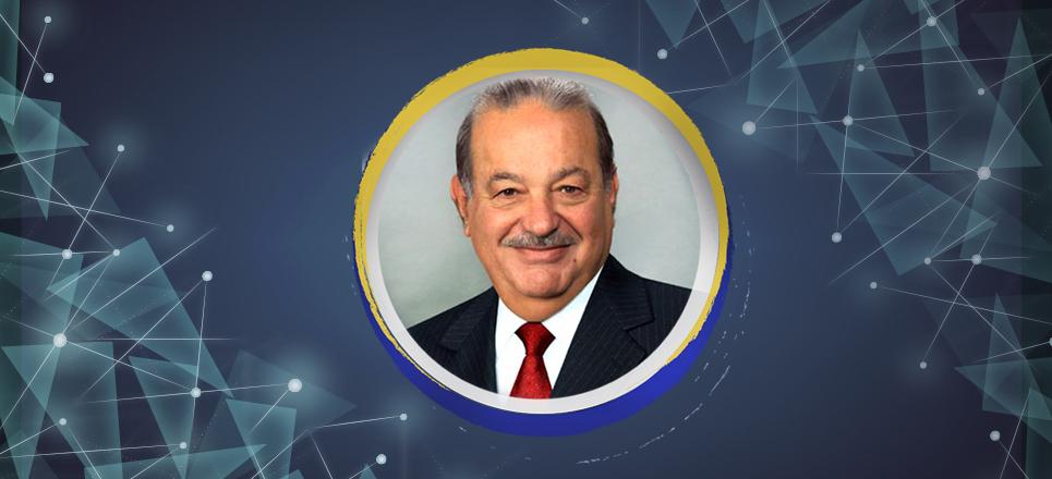 Uso de tecnología, vital para la educación: Carlos Slim