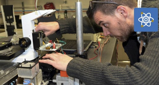 Fabrica UNAM microchips 3D para cultivo celular