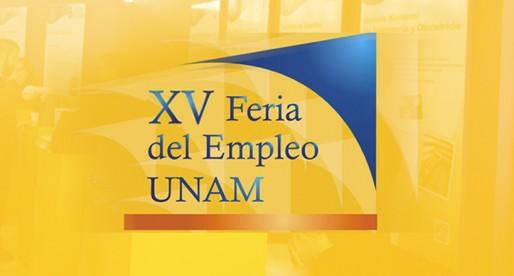 Inauguran la XV Feria del Empleo UNAM