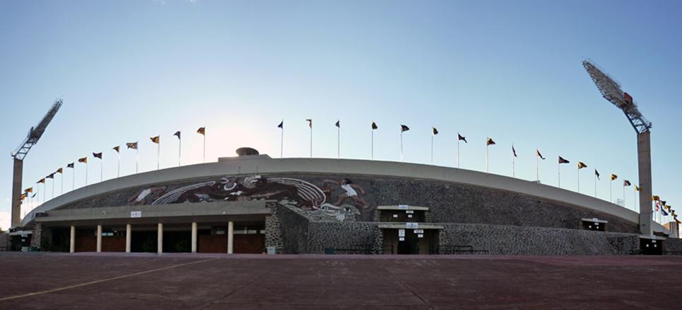 Estadio Olímpico 68, un lugar hecho historia