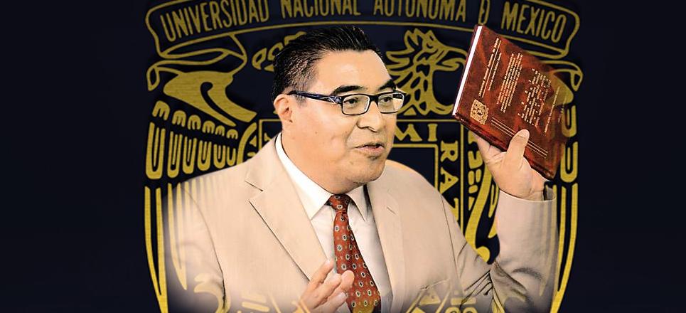 Interno en reclusorio obtiene título por la UNAM