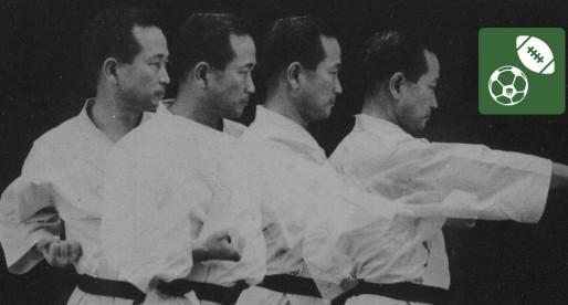 Exhibición de artes marciales llega a la UNAM