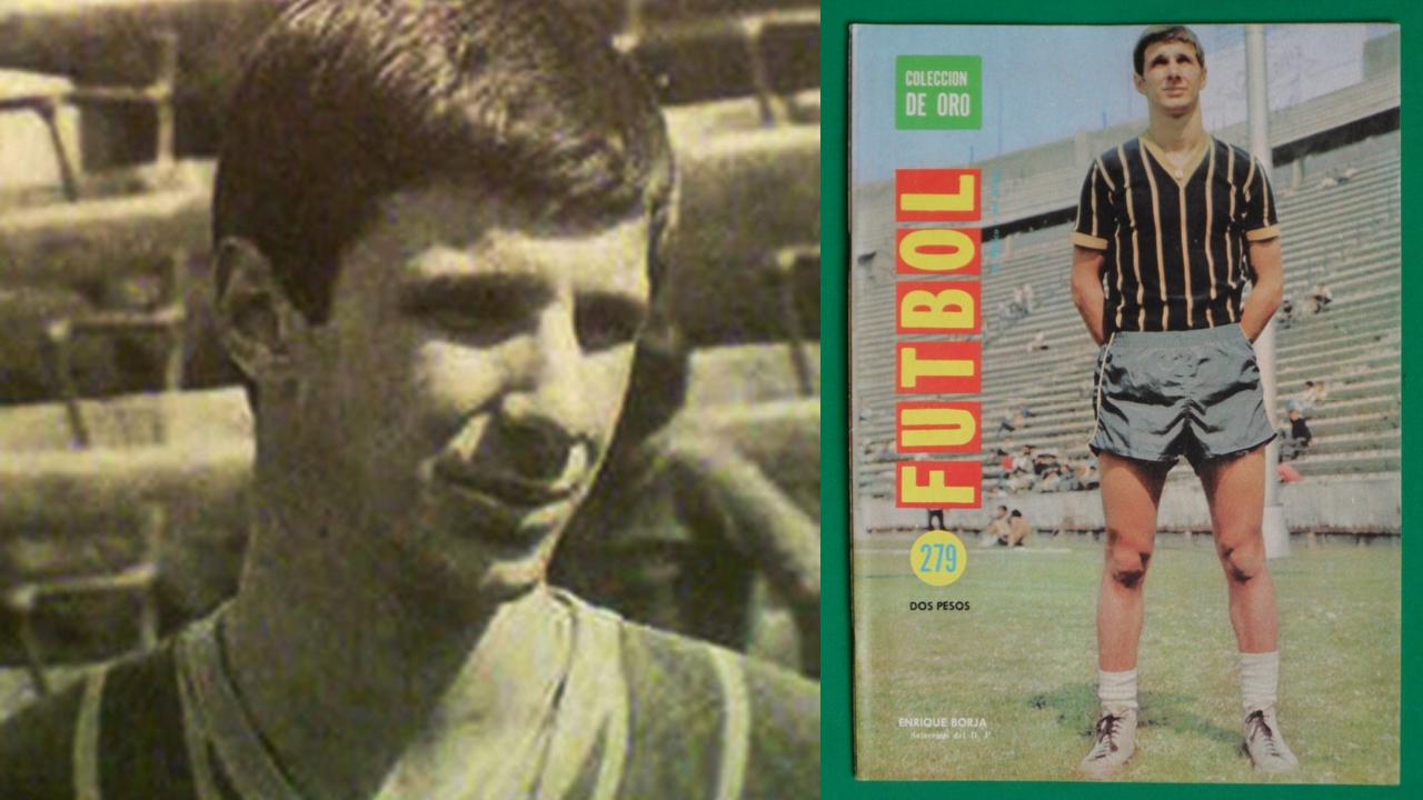 concepto Psicologicamente Incentivo  Enrique Borja, un ídolo que salió de los Pumas de la UNAM | Fundación UNAM
