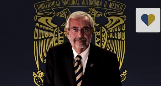 El tercer médico consecutivo que dirigirá a la UNAM