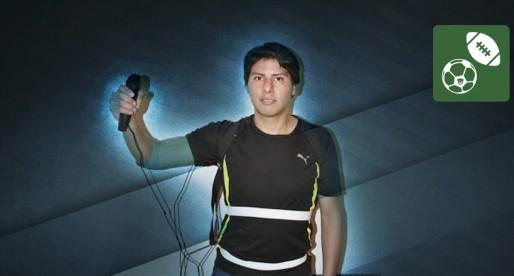 Realidad virtual para practicar esgrima