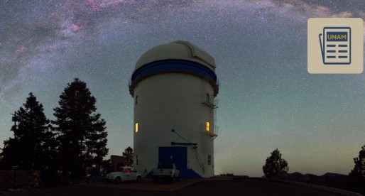 Científicos mexicanos crean instrumento para estudio de nebulosas