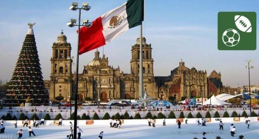 Deportes invernales en la ciudad de México