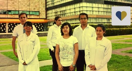 Ganan universitarios medalla por concurso de Biología