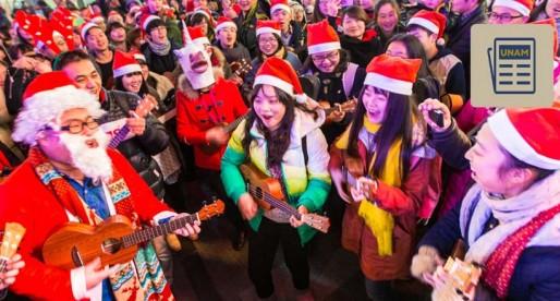 Conoce las celebraciones de Navidad en el mundo