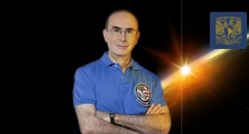 El universitario que viajó al espacio