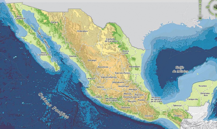 MAPA DIGITAL UNAM 2
