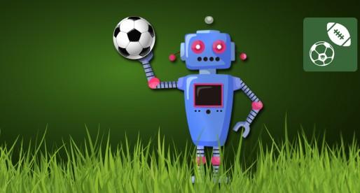 Entrena UNAM a robot futbolero