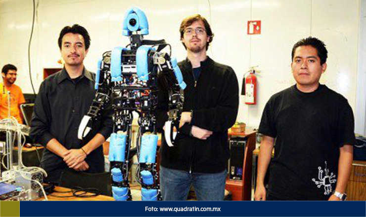 ROBOT FUTBOLERO 2