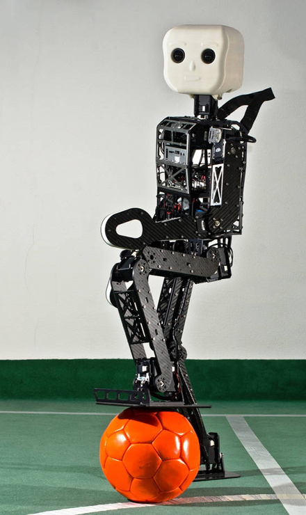 ROBOT FUTBOLERO 4
