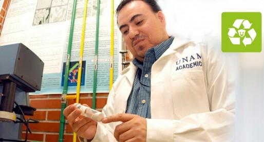 Universitario busca capturar el dióxido de carbono del ambiente