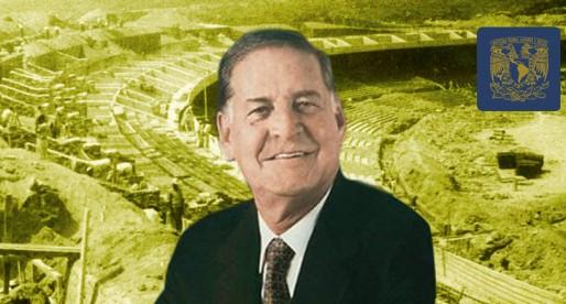 Gilberto Borja, pilar de la ingeniería en México