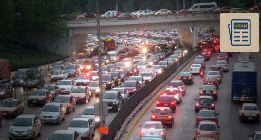 Diseña UNAM modelo vehicular contra el tráfico