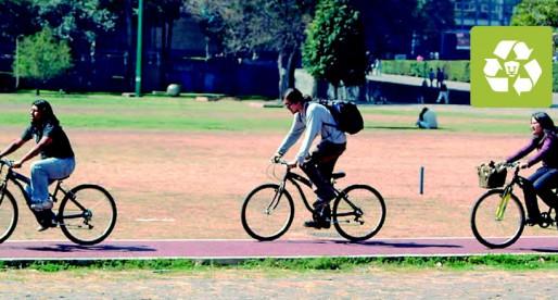 Sistema Bicipuma estrena 500 bicicletas
