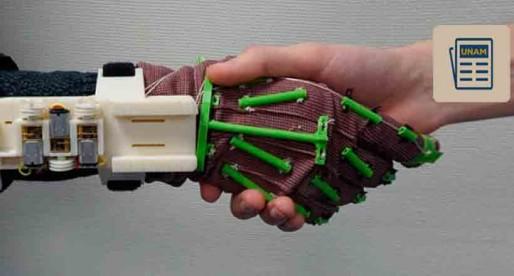 Desarrolla UNAM exoesqueleto para la mano