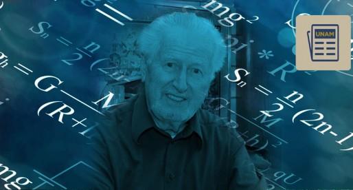 Mariano Bauer, cinco décadas en la UNAM