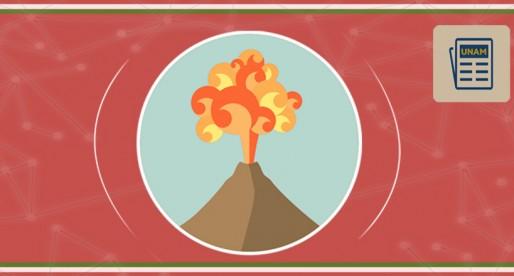 UNAM estudia riesgos de volcán italiano