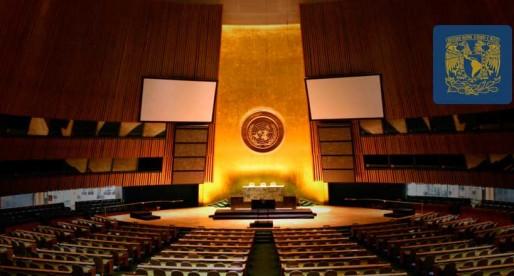 ONU nombra a académico de la UNAM inspector de armamento
