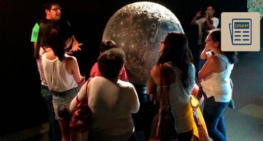 ¿Te gustaría ser astronauta por un día y conocer la luna?