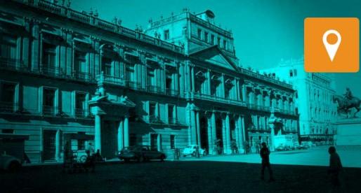 Palacio de Minería, emblema universitario