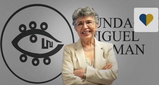 """Silvia Torres Castilleja recibe premio """"Miguel Alemán Valdés"""""""
