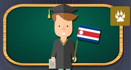 Universitario se titula desde Costa Rica