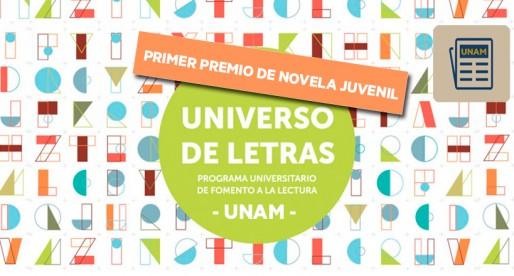 "Abre convocatoria Premio de Novela Juvenil ""Universo de Letras"""