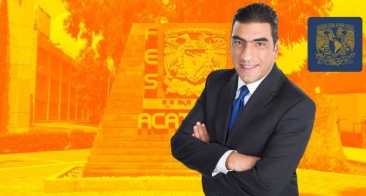 Alejandro Villalvazo, un periodista formado en la UNAM