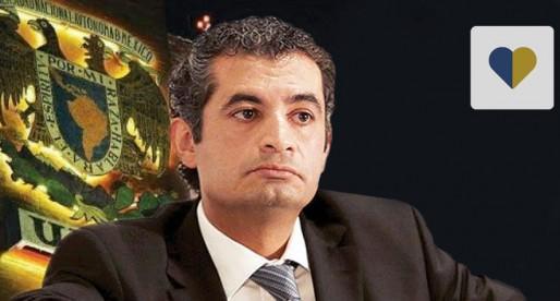 Enrique Ochoa Reza, nuevo consejero de FUNAM